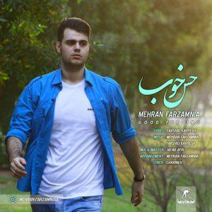 نامبر وان موزیک | دانلود آهنگ جدید Mehran-Farzamnia-Hese-Khob-300x300
