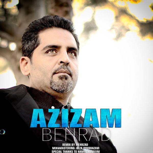 نامبر وان موزیک | دانلود آهنگ جدید Behrad-Azizam