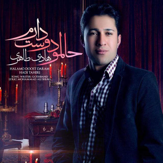 نامبر وان موزیک | دانلود آهنگ جدید Hadi-Taheri-Halamo-Doost-Daram