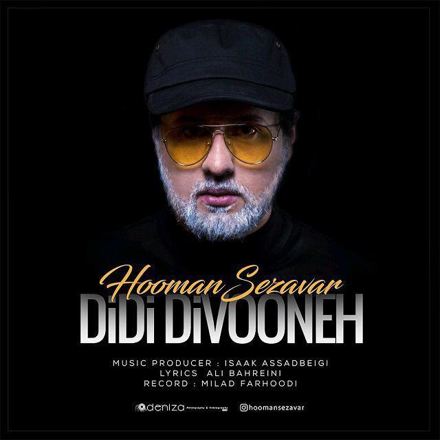 نامبر وان موزیک | دانلود آهنگ جدید Hooman-Sezavar-Didi-Divoone