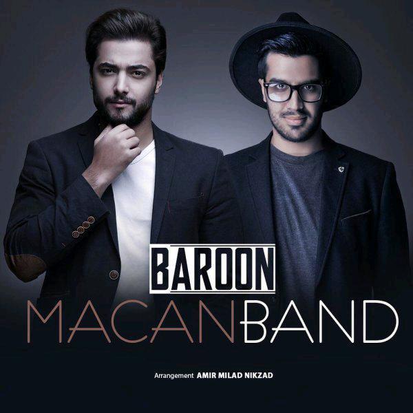 نامبر وان موزیک | دانلود آهنگ جدید Macan-Band-Baroon