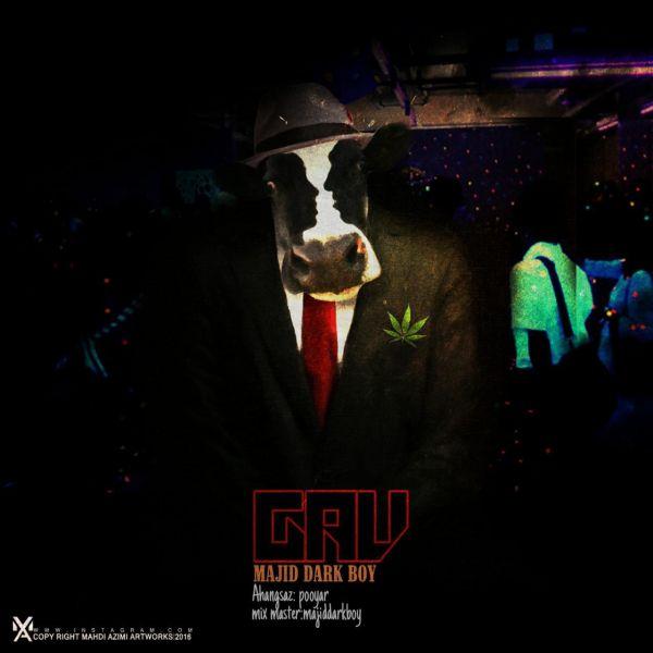 نامبر وان موزیک | دانلود آهنگ جدید Majid-Darkboy-Gav