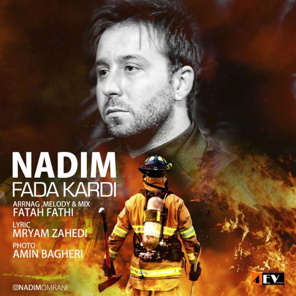 نامبر وان موزیک | دانلود آهنگ جدید Nadim-Fada-Kardi