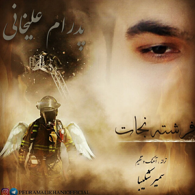 نامبر وان موزیک | دانلود آهنگ جدید Pedram-Alikhani-Fereshteye-Nejat