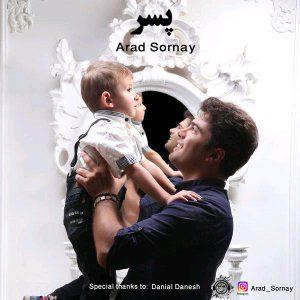 نامبر وان موزیک   دانلود آهنگ جدید Arad-Sornay-Pesar-300x300