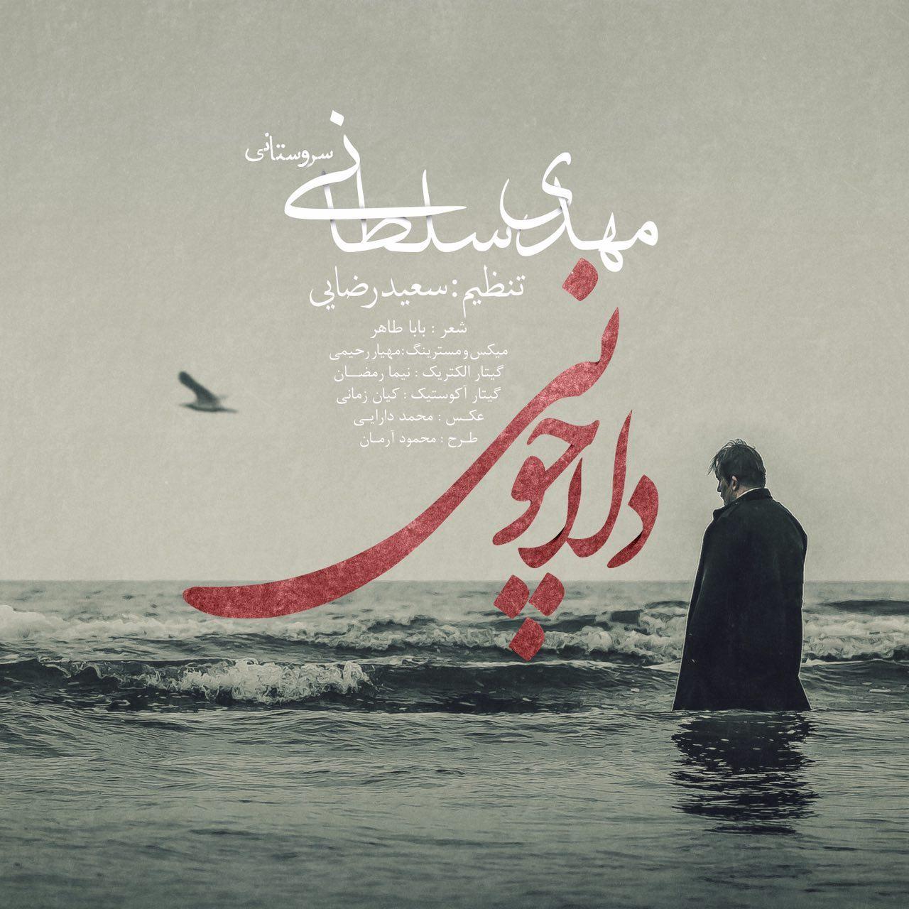 نامبر وان موزیک | دانلود آهنگ جدید Mehdi-Soltani-Dela-Choni