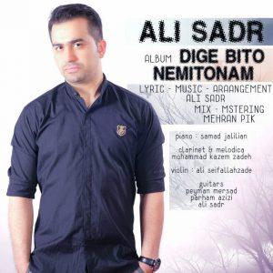 نامبر وان موزیک | دانلود آهنگ جدید Ali-Sadr-Dige-Bi-To-Nemitonam-300x300