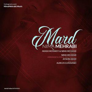 نامبر وان موزیک | دانلود آهنگ جدید Nima-Mehrabi-Mard-300x300