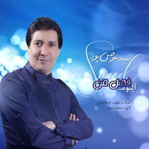 نامبر وان موزیک | دانلود آهنگ جدید Saeed-Avazpoor-Fasle-Man-300x300