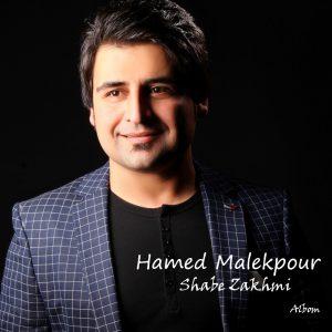 نامبر وان موزیک | دانلود آهنگ جدید Hamed-Malekpour-Shabe-Zakhmi-300x300