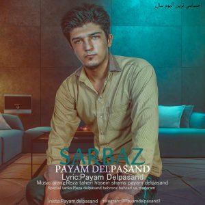 نامبر وان موزیک | دانلود آهنگ جدید Payam-Delpasand-Sarbaz-Album-300x300