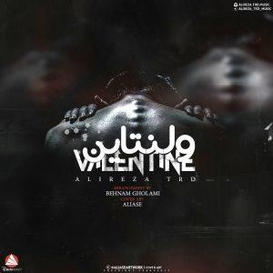 نامبر وان موزیک   دانلود آهنگ جدید Alireza-TRD-Valentine-300x300