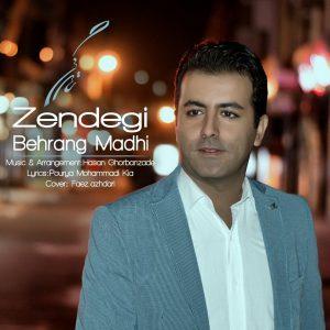نامبر وان موزیک | دانلود آهنگ جدید Behrang-Madhi-Zendegi-300x300
