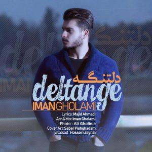 نامبر وان موزیک | دانلود آهنگ جدید Iman-Gholami-Deltange-300x300