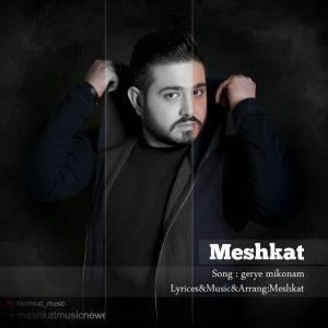 نامبر وان موزیک   دانلود آهنگ جدید Meshkat-Gerye-Mikonam-300x300