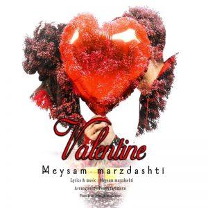 نامبر وان موزیک | دانلود آهنگ جدید Meysam-Marzdashti-Valentine-2-300x300