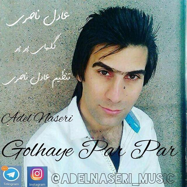 نامبر وان موزیک | دانلود آهنگ جدید Adel-Naseri-Golhaye-Par-Par