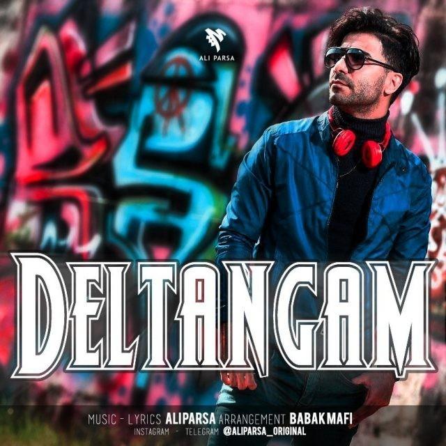 نامبر وان موزیک | دانلود آهنگ جدید Ali-Parsa-Deltangam