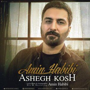 نامبر وان موزیک | دانلود آهنگ جدید Amin-Habibi-Ashegh-Kosh-300x300
