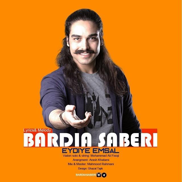 نامبر وان موزیک | دانلود آهنگ جدید Bardia-Saberi-Eydiye-Emsal