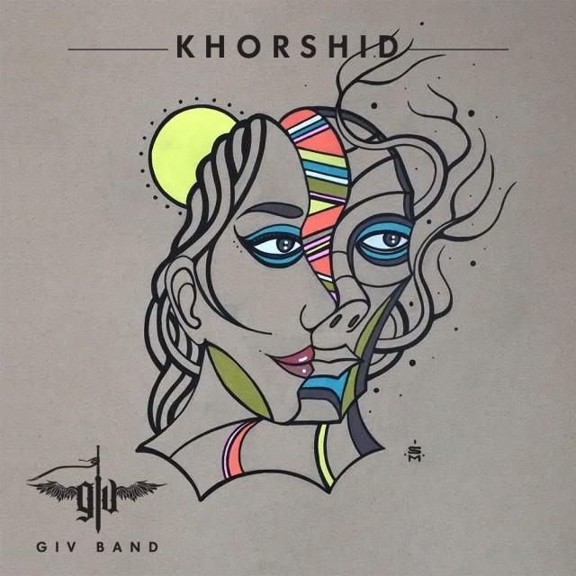 نامبر وان موزیک | دانلود آهنگ جدید Giv-Band-Khorshid