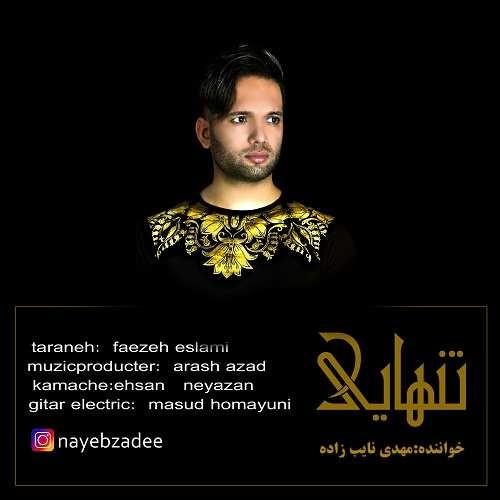 نامبر وان موزیک | دانلود آهنگ جدید Mehdi-Nayebzade-Tanhaee