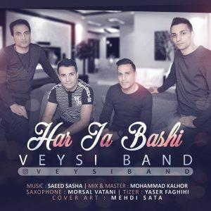 نامبر وان موزیک | دانلود آهنگ جدید Veysi-Band-Har-Ja-Bashi-300x300