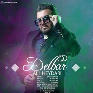 نامبر وان موزیک | دانلود آهنگ جدید Ali-Heydari-Delbar-300x300