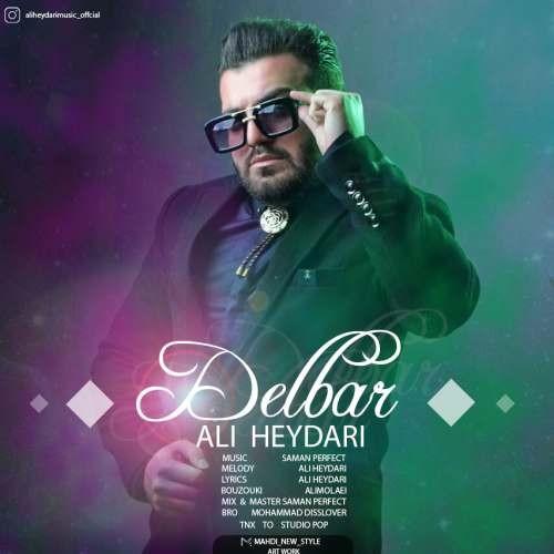 نامبر وان موزیک | دانلود آهنگ جدید Ali-Heydari-Delbar