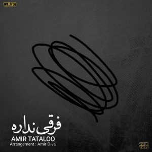 نامبر وان موزیک | دانلود آهنگ جدید Amir-Tataloo-Farghi-Nadare-300x300