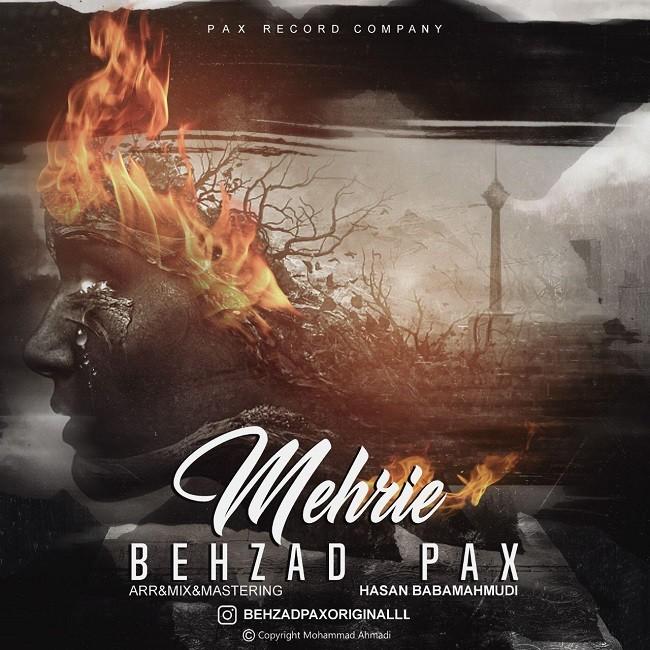 نامبر وان موزیک | دانلود آهنگ جدید Behzad-Pax-Mehrie
