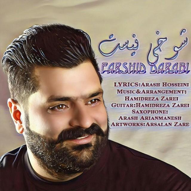 نامبر وان موزیک | دانلود آهنگ جدید Farshid-Darabi