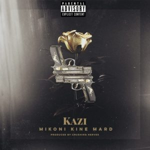 نامبر وان موزیک | دانلود آهنگ جدید Kazi-Mikoni-Kine-Mard-300x300
