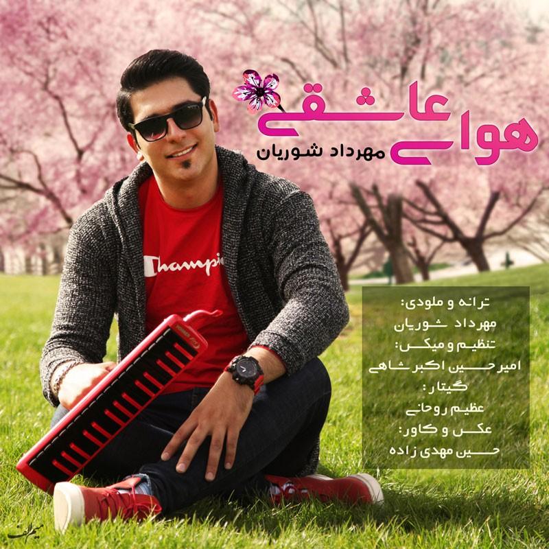 نامبر وان موزیک | دانلود آهنگ جدید Mehrdad-Shourian-Havaye-Asheghi