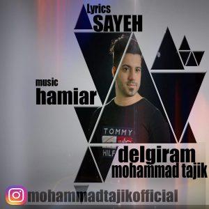 نامبر وان موزیک | دانلود آهنگ جدید Mohammad-Tajik-Delgiram-300x300