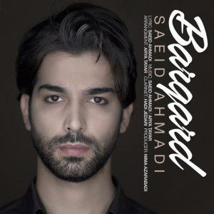 نامبر وان موزیک | دانلود آهنگ جدید Saeid-Ahmadi-Bargard-300x300