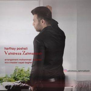 نامبر وان موزیک | دانلود آهنگ جدید Vahidreza-Zahmatkesh-Harfhay-Poshali.mp3-300x300