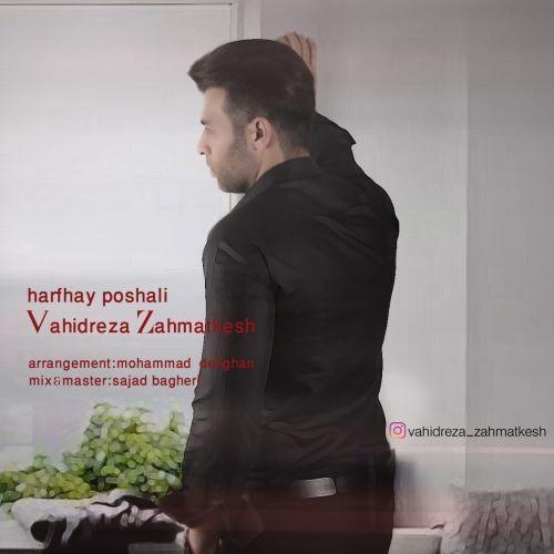 نامبر وان موزیک | دانلود آهنگ جدید Vahidreza-Zahmatkesh-Harfhay-Poshali.mp3