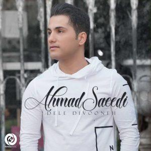 نامبر وان موزیک | دانلود آهنگ جدید Ahmad-Saeedi-Dele-Divooneh-300x300