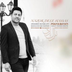 نامبر وان موزیک | دانلود آهنگ جدید Pouya-Bayati-Nazok-Dele-Hassas-300x300