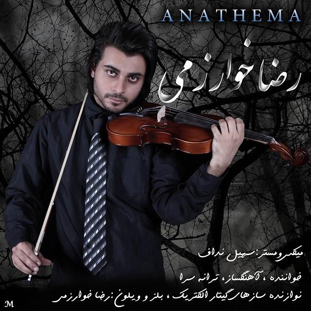 نامبر وان موزیک | دانلود آهنگ جدید Reza-Kharazmi-Anathema