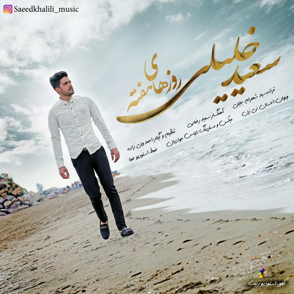نامبر وان موزیک | دانلود آهنگ جدید Saeed-Khalili-Roozaye-Hafte