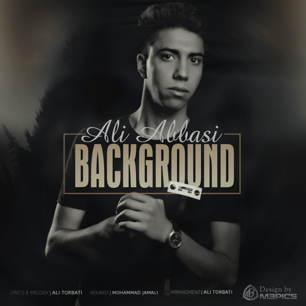 نامبر وان موزیک | دانلود آهنگ جدید Ali-Abbasi-Background