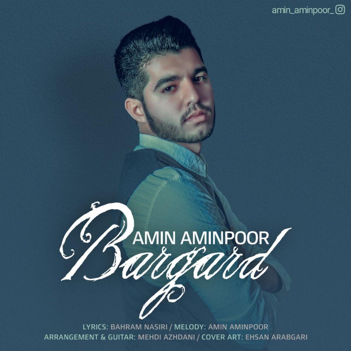 نامبر وان موزیک | دانلود آهنگ جدید Amin-Aminpoor-Bargard