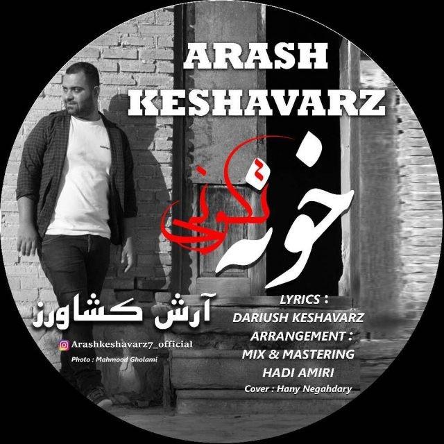 نامبر وان موزیک | دانلود آهنگ جدید Arash-Keshavarz-Khoone-Tekooni