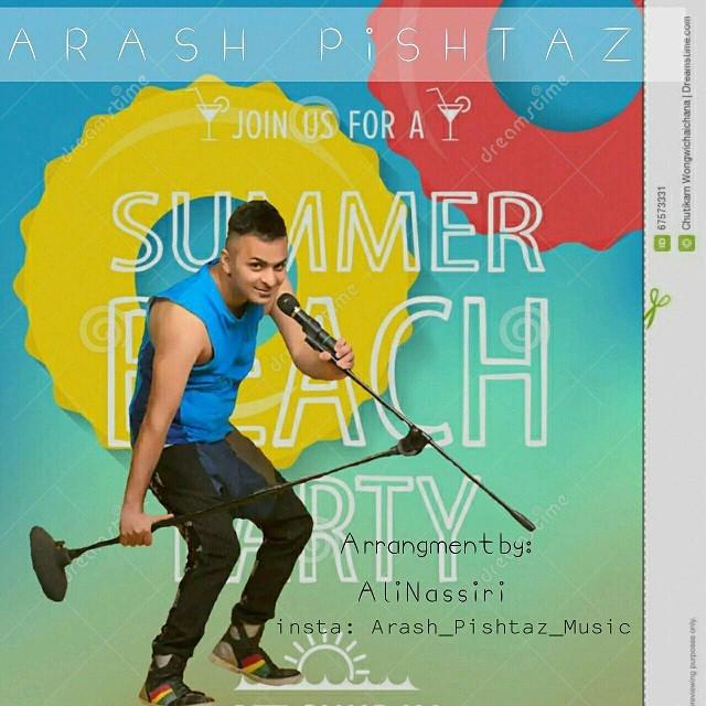 نامبر وان موزیک | دانلود آهنگ جدید Arash-Pishtaz-Chal-Lopat