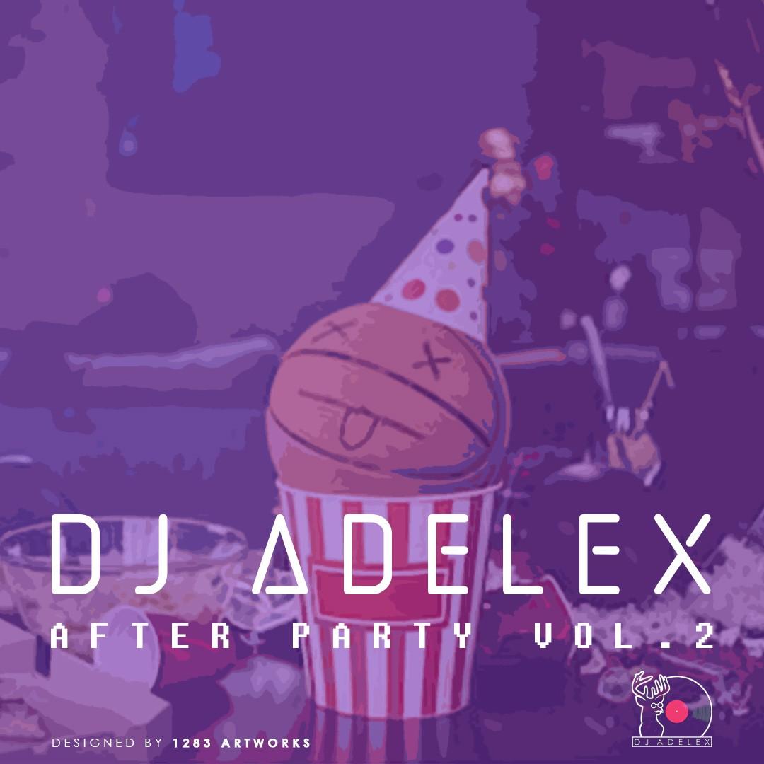 نامبر وان موزیک | دانلود آهنگ جدید DJ-Adelex-After-Party-Vol-2