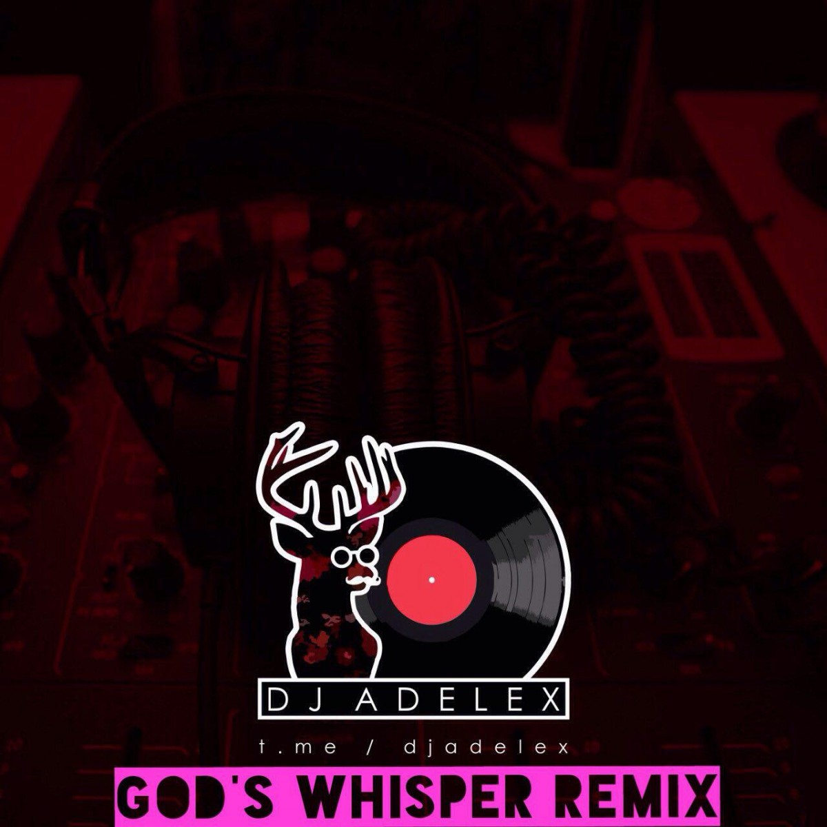 نامبر وان موزیک   دانلود آهنگ جدید DJ-Adelex-Gods-Whisper-Remix