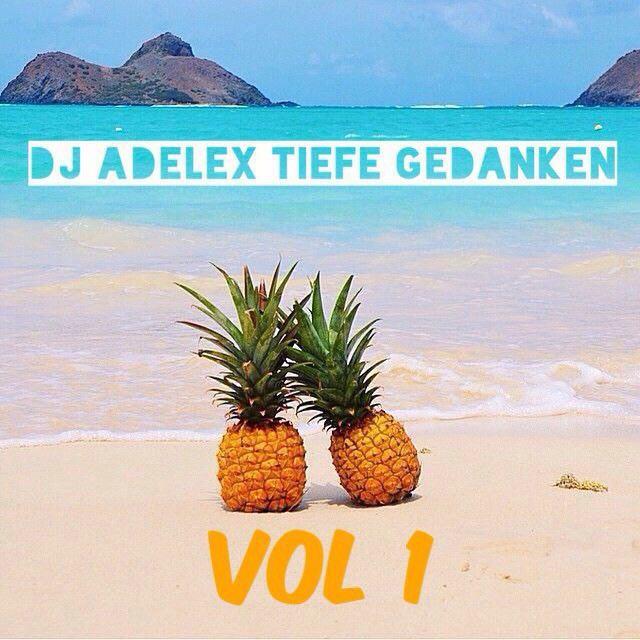 نامبر وان موزیک | دانلود آهنگ جدید DJ-Adelex-Tiefe-Gedanken