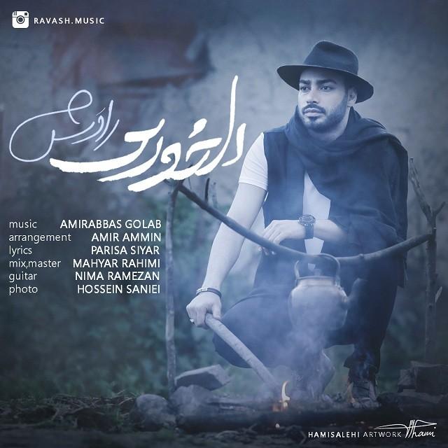 نامبر وان موزیک | دانلود آهنگ جدید Raavash-Delkhori